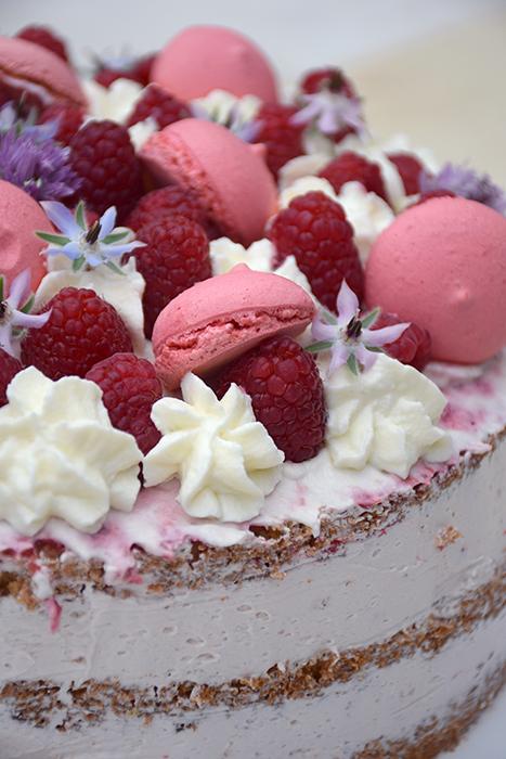 Nude cake recette