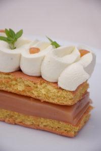 Gâteau verveine