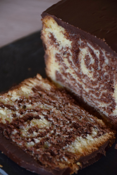 Marbé vanille chocolat