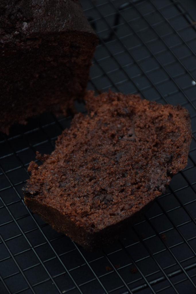 Cake chocolat Pierre Hermé
